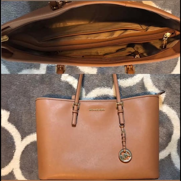 XL Michael Kors business tote